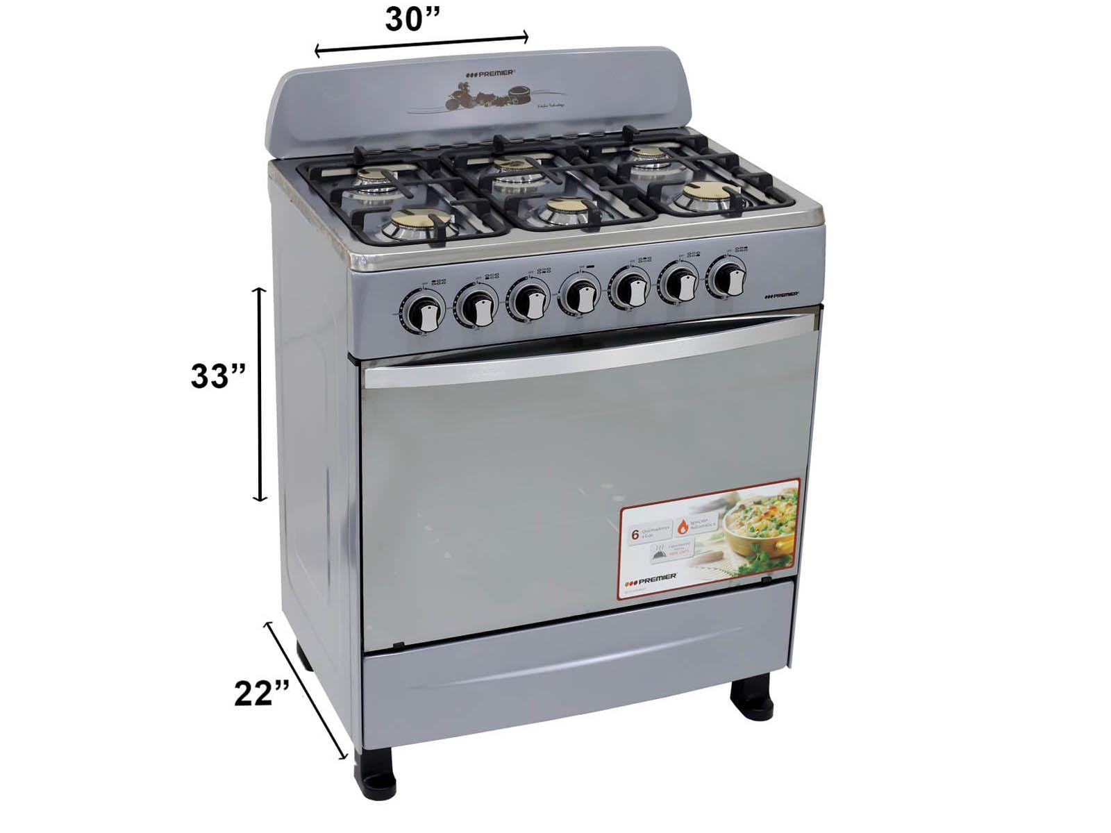 Imagen de producto Estufa a gas 30