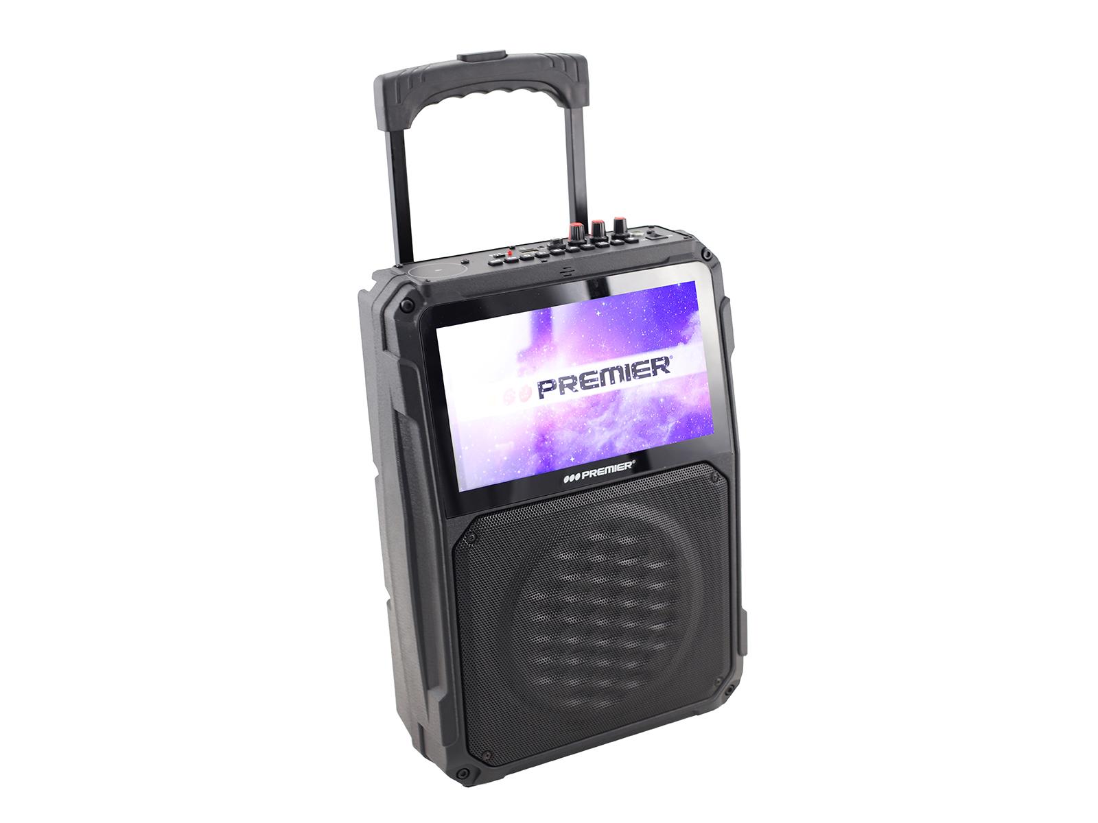 Imagen de producto Sistema portátil de karaoke con dvbt2 0