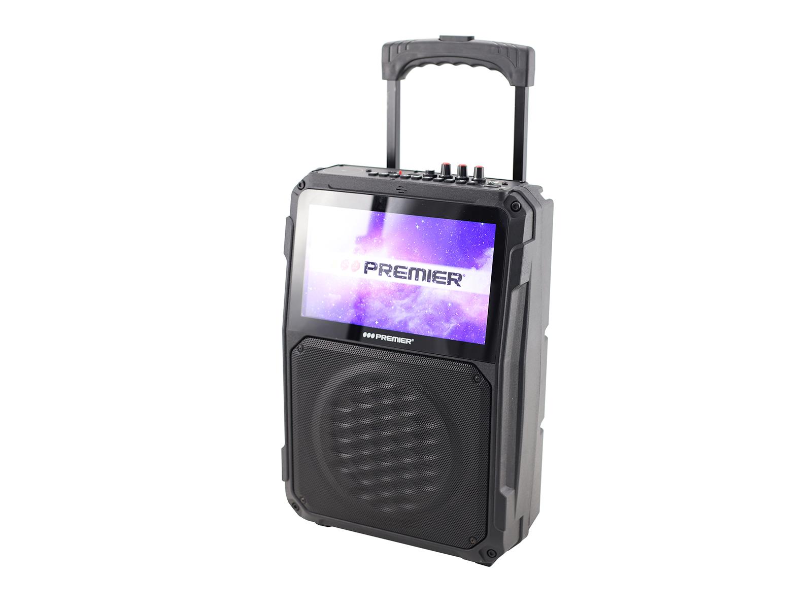 Imagen de producto Sistema portátil de karaoke con dvbt2 2