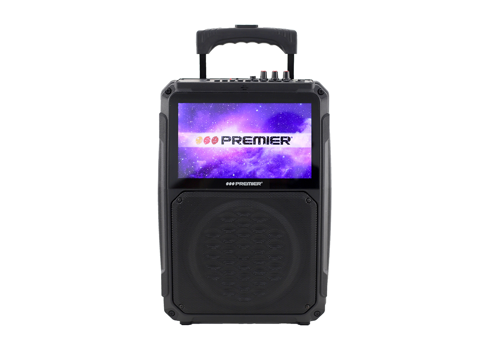 Imagen de producto Sistema portátil de karaoke con dvbt2 4