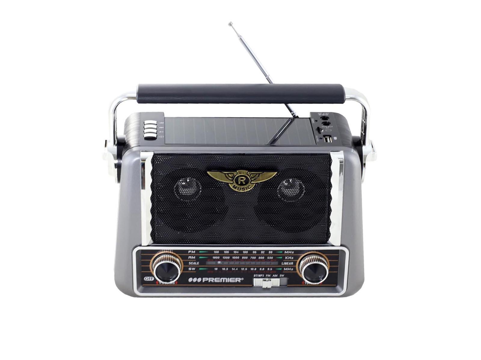 Imagen de producto Radio portatil 3 bandas 4