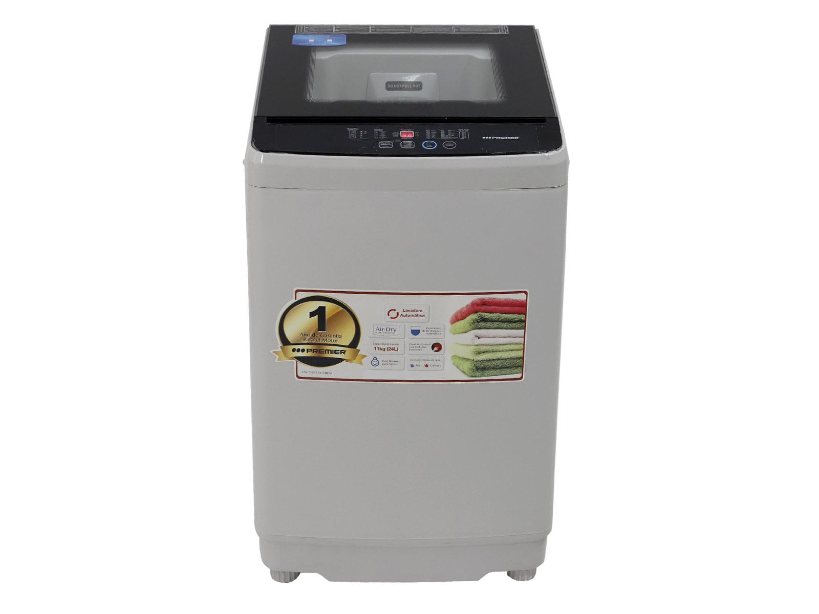 Imagen de producto Lavadora automatica 11kg 0
