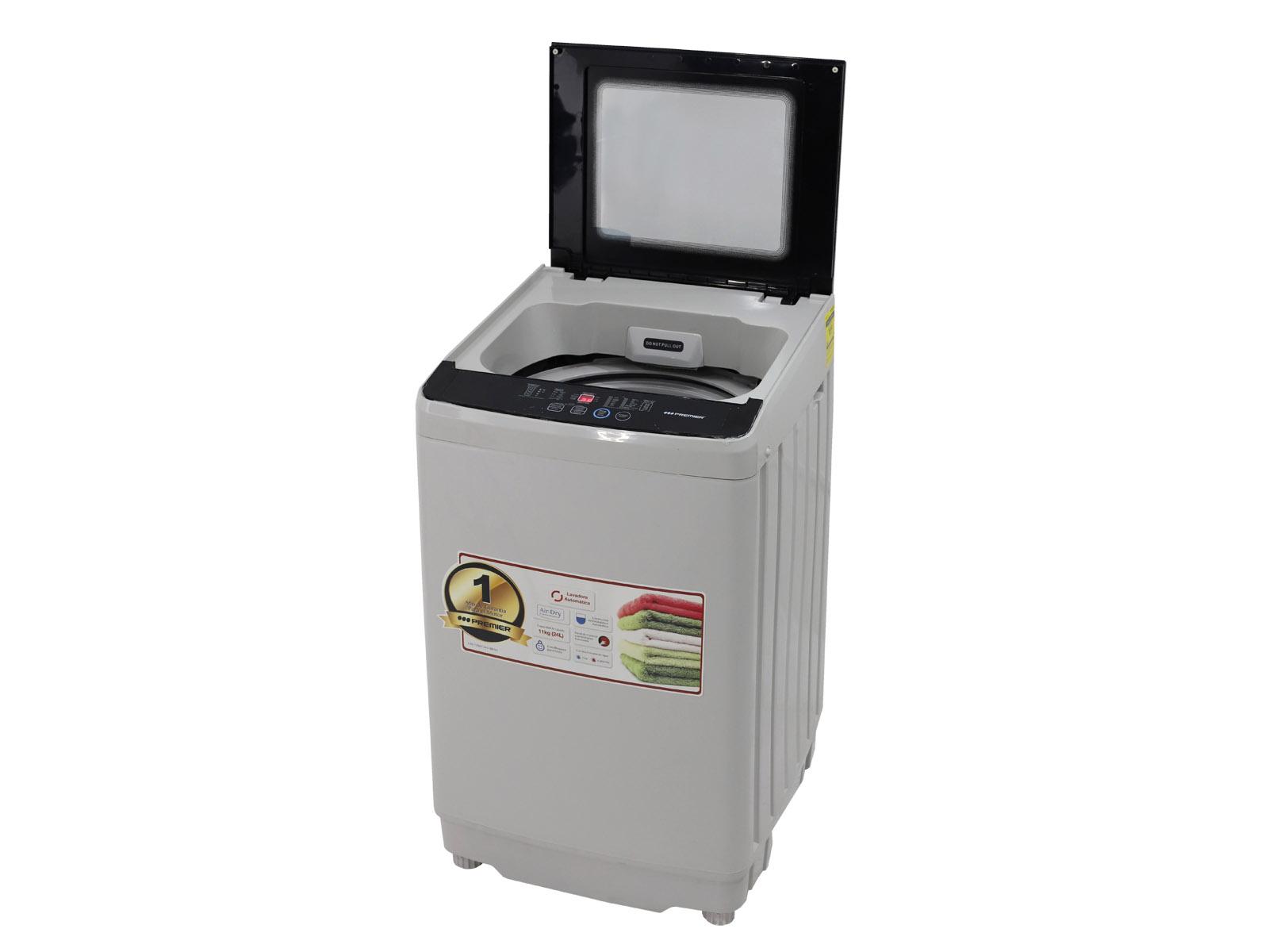 Imagen de producto Lavadora automatica 11kg 4
