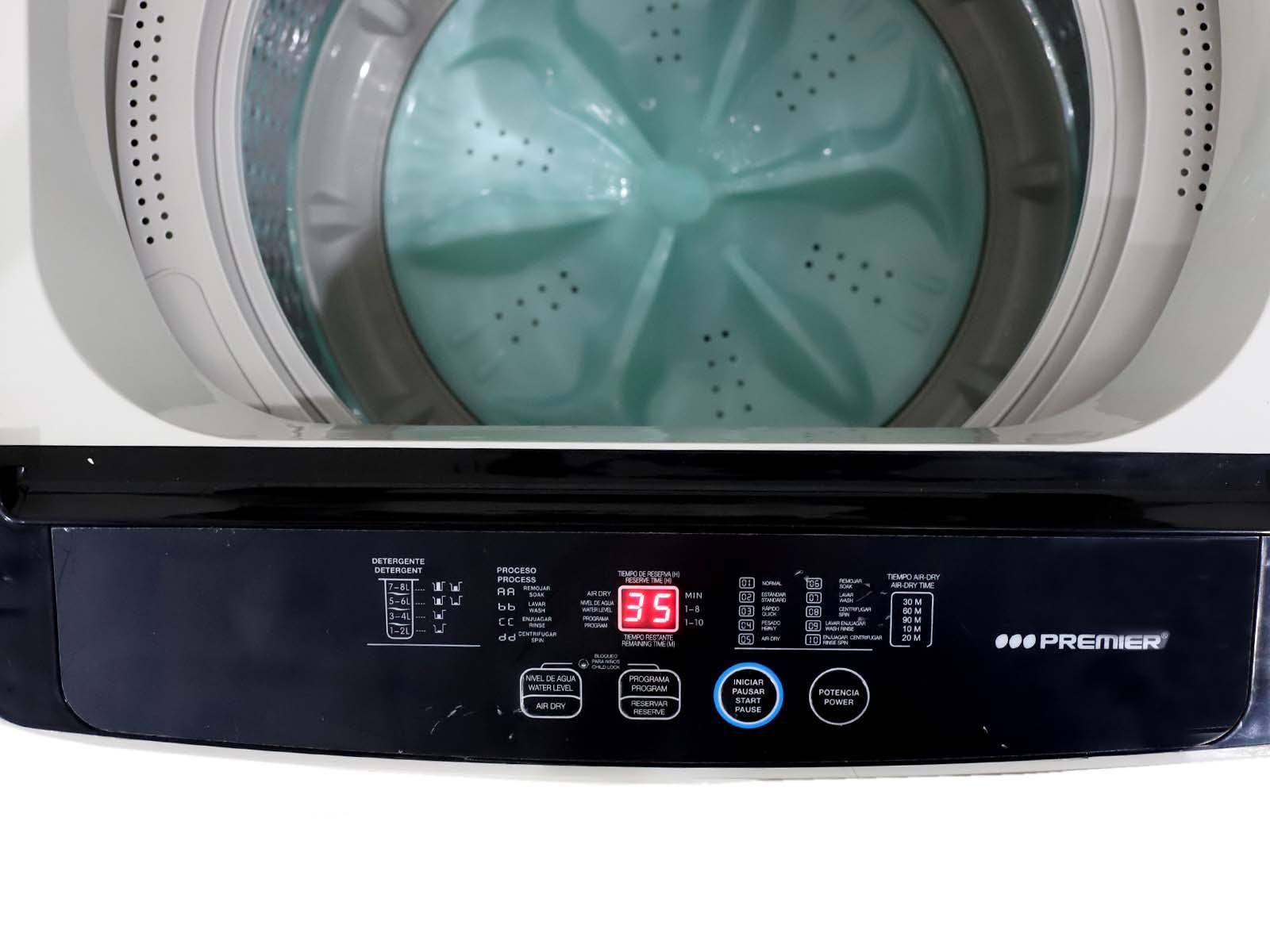 Imagen de producto Lavadora automatica 11kg 8