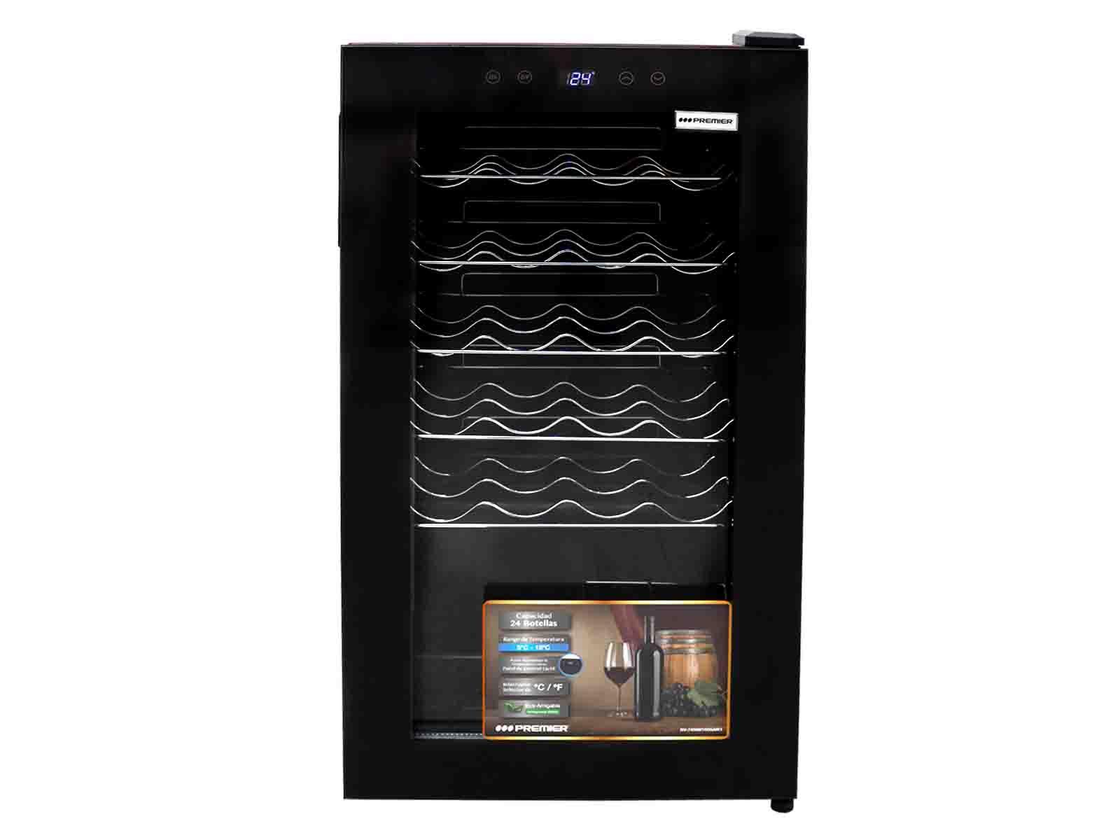 Imagen de producto Vinera electrica 24 bts, 100l/3.5pc 10