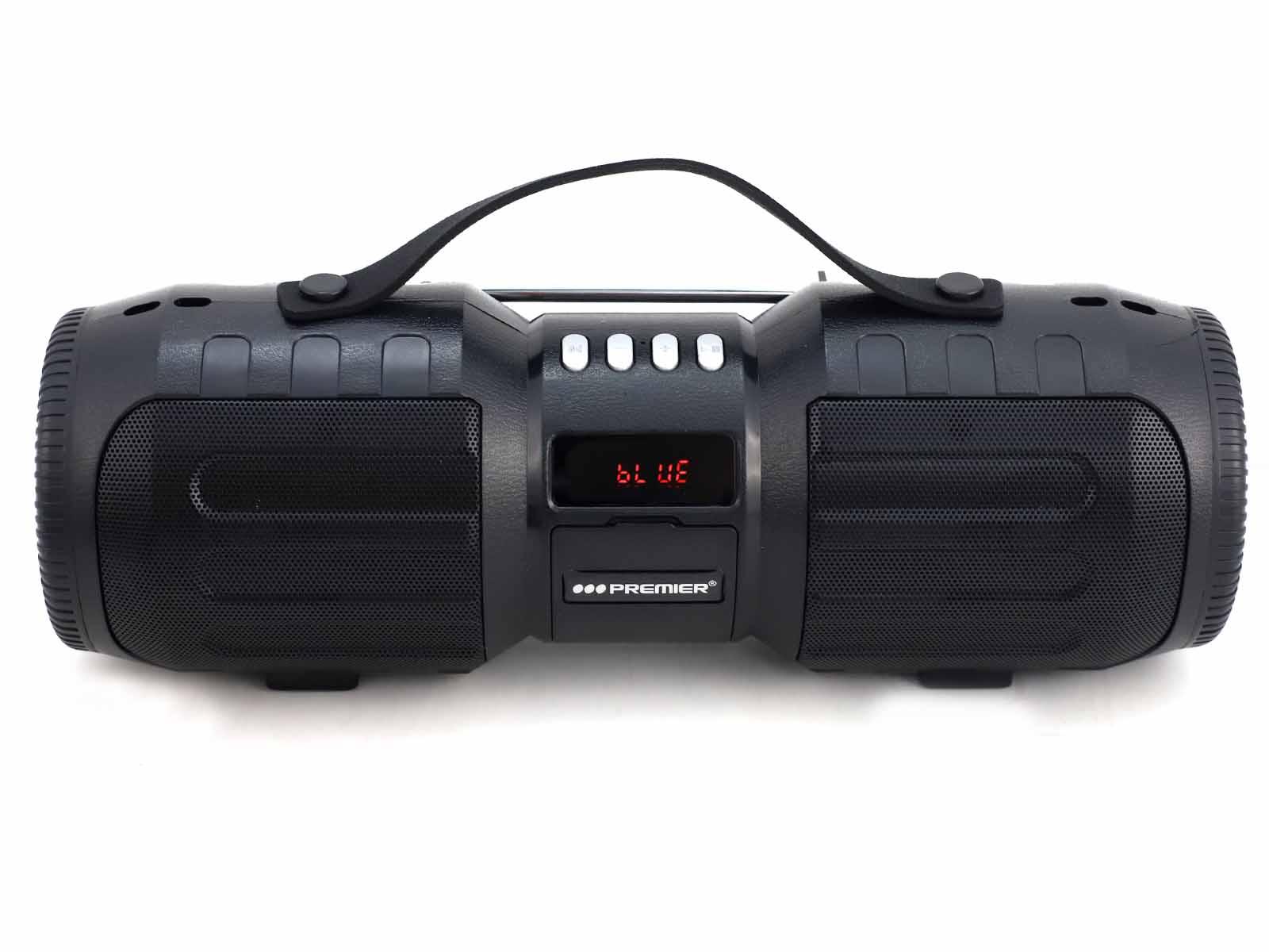 Imagen de producto Parlante portatil multimedia con bateria recargable 10