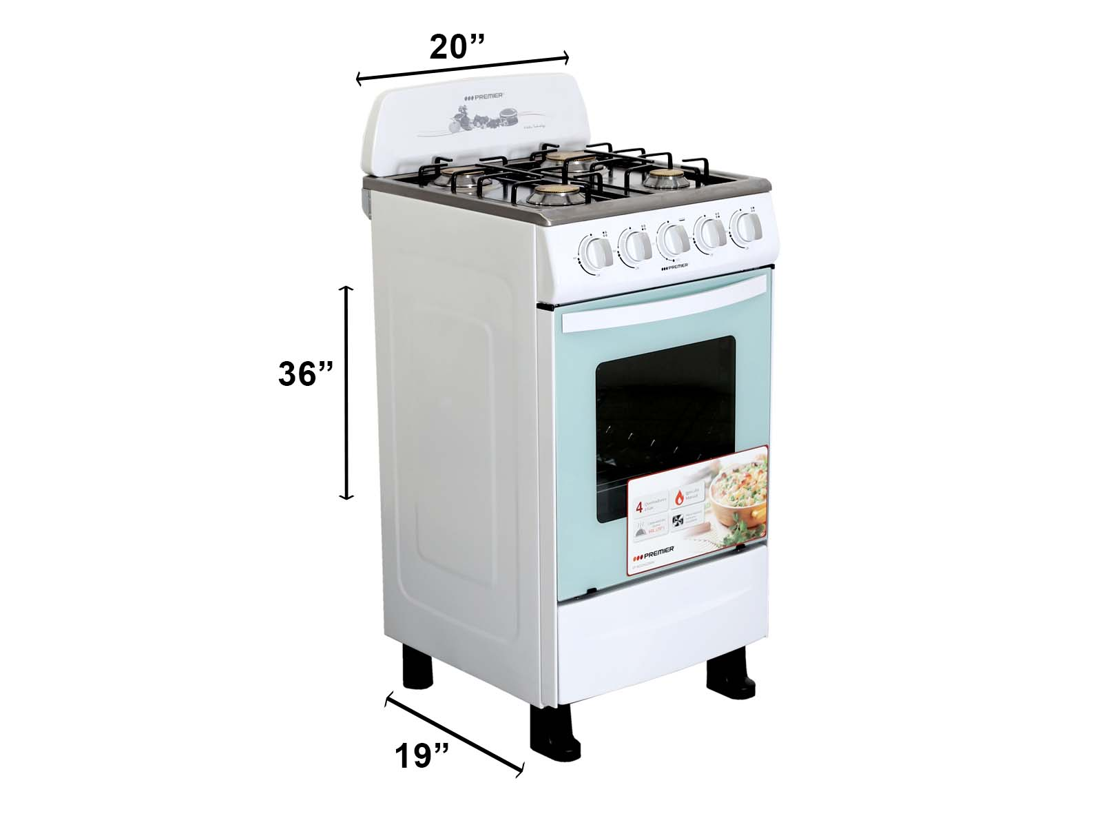 Imagen de producto Estufa a gas 20