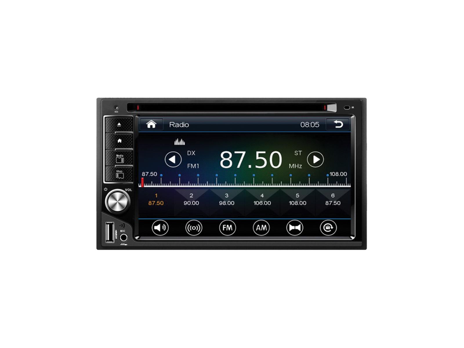 Imagen de producto Car audio multimedia 0