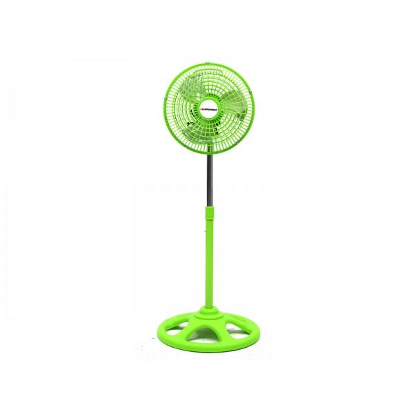 Imagen del producto Abanico de pedestal (10in), verde