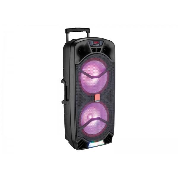 Imagen del producto Bocina rec/usb/tf/bt/luz/fm/mic