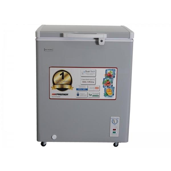 Imagen del producto Congelador tipo baul 142l/5pc