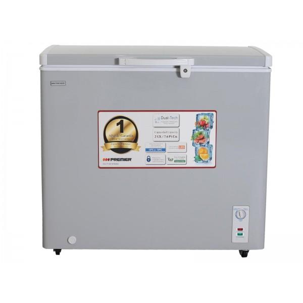 Imagen del producto Congelador tipo baul 212l/7.6pc