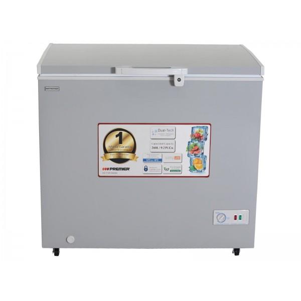Imagen del producto Congelador tipo baul 260l/9.2pc