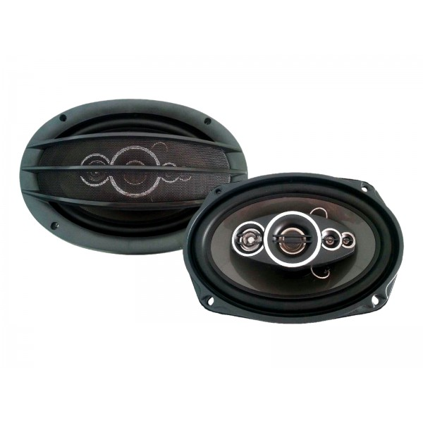 Imagen del producto Par bocinas p/auto 6x9in 1600w