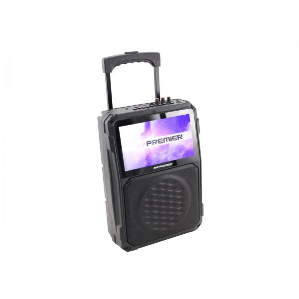Imagen del producto Sistema portátil de karaoke con dvbt2