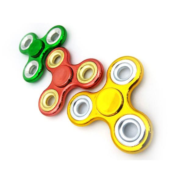 Imagen del producto Juguete spinner metalico