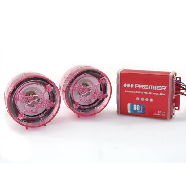 Imagen del producto Sist de sonido p moto c/alarma
