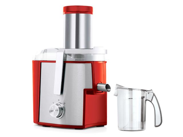 Imagen de producto Extractor de jugos rojo