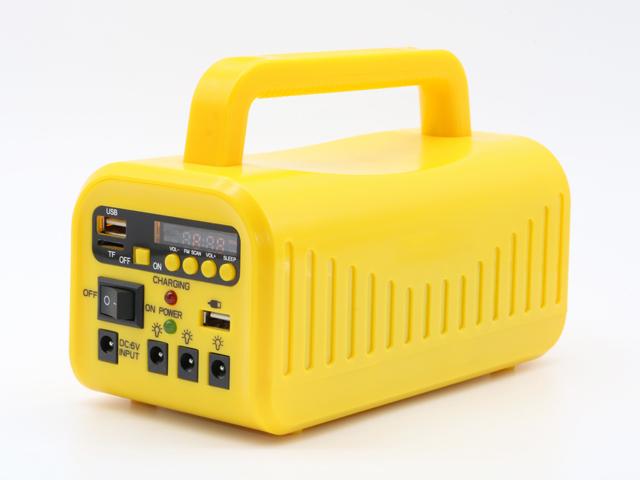 Imagen de producto Kit de panel solar 3w